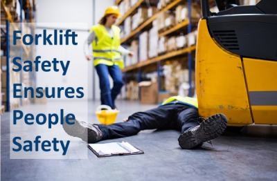 Forklift Annual Safety Audits Are Necessary