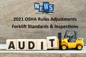 2021 OSHA Proposals for Forklifts